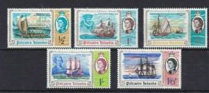 PN89) Pitcairn Islands 1967 Bicentenary of Discovery MUH