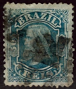 Brazil #79 Used F-VF hr Value $18.00...Bid to Win!!