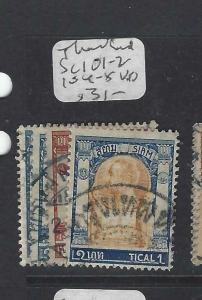 THAILAND (P0606B)  RAMA  SC 101-2, 104-8   VFU