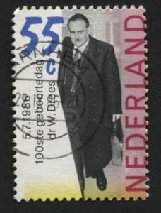 Netherlands 684 USED