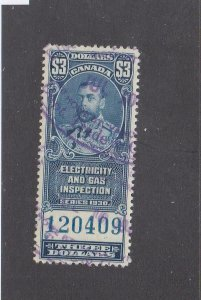 CANADA BACK OF THE BOOK ISSUES GAS & ELETRICITY,TRANSFERE TAX,EMPLOYMENT ETC