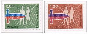 Monaco VF-NH #1045-1046