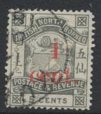 North Borneo  SG 64 Used OPT  please see scans & details