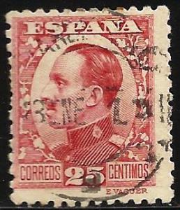 Spain 1930 Scott# 411 Used