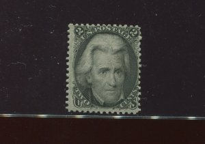 Scott 73 Jackson Mint Stamp with Crowe Cert (Stock 73 A1)