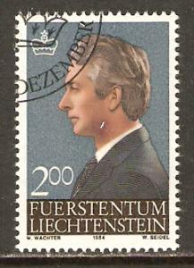 Liechtenstein   #800  used  (1984)  c.v. $1.90