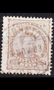 PORTUGAL [1882] MiNr 0056 yB ( O/used )