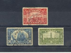 Canada Scott 157-159     [ID#433266]