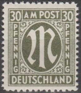 Germany #3N14  MNH F-VF (SU6)