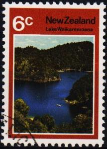 New Zealand. 1972 6c S.G.993 Fine Used