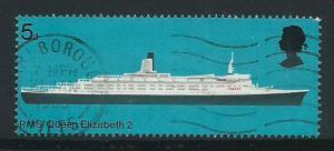 Great Britain SG 773