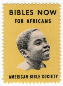 (I.B) US Cinderella : Bibles for Africa (American Bible Society)