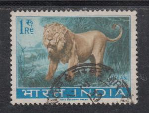 India  1963  # 366   Lion  Felines  Mammals    Used    01952