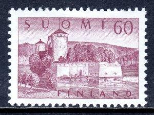 Finland - Scott #338A - MH - Hinge crease - SCV $13