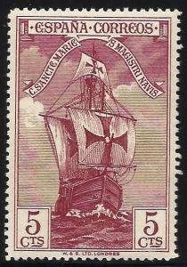 Spain 1930 Scott# 422 MNH