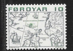 Faroe Islands Mint Never Hinged  [10983]
