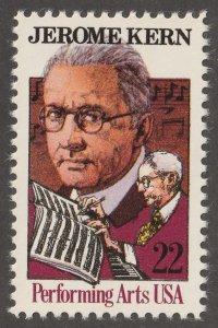USA stamp, Scott# 2110, mnh, 1985 year, XF-90+, #2110