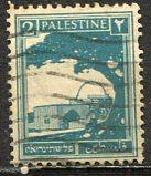 Palestine; 1927: Sc. # 63: O/Used Single Stamp