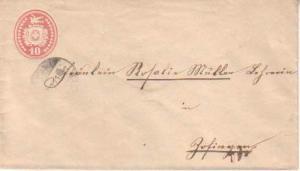 Switzerland, Postal Stationery