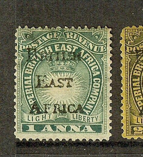 BRITISH EAST AFRICA  (P1503B) SG34 MOG