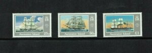 Ascension Island: 1991, 175th Anniversary of British Occupation, overprints, MNH