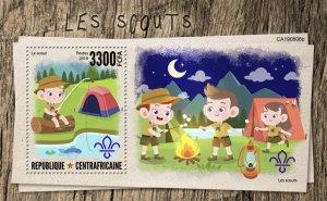 C A R - 2019 - Scouts - Perf Souv Sheet  - M N H