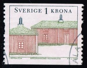 Sweden #2495 Miner's House; Used (0.30)