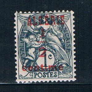 Algeria P1 Unused Liberty 1924 (A0341)+