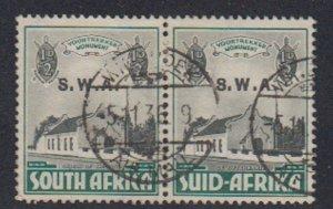 Southwest Africa - 1935-36 - SC B1 - Used