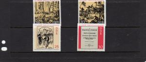 DDR 1971  Anniv of Pariser Commune MNH