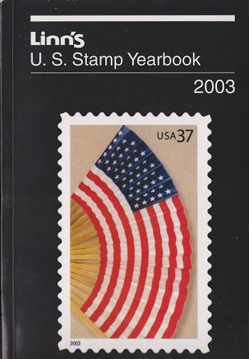 Linn's U.S. Stamp Yearbook for 2003