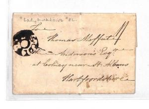 GB SCOTLAND Letter Headed *Ladykirk House* Berwicks {samwells-covers}BD128
