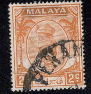 MALAYA Perak Scott 106 Used stamp
