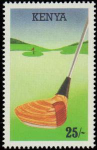 1995 Kenya #642-645, Complete Set(4), Never Hinged