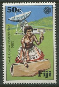 Fiji - Scott 499 - General Issue - 1983 - MNH -  Single 50c Stamp