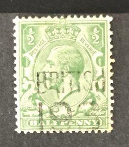 Great Britain 1912-13 #159, Used, CV$1.10