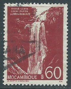 Mozambique, Sc #311, 60c Used