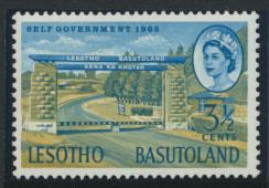 Lesotho / Basutoland  SG 97   Mint never Hinged  New Constitution