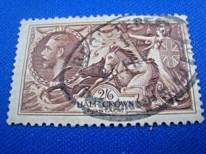GREAT BRITAIN - SCOTT # 179  - Used    (msst15#3)