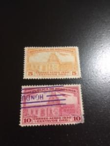 Honduras s C41-C42 Mng+U