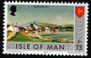 ISLE OF MAN   122  MNH  DERBY HAVEN ISSUE 1978