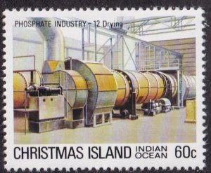 Christmas Island #106 Mint