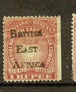BRITISH EAST AFRICA  (P1503B) SG43  MOG