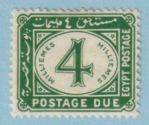 EGYPT J24 POSTAGE DUE  MINT HINGED OG * NO FAULTS EXTRA FINE !