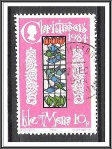Isle of Man #274 Christmas Used