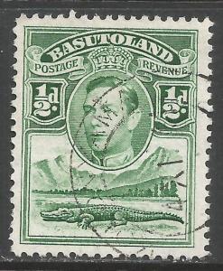 BASUTOLAND 18 VFU FAUNA C937-5