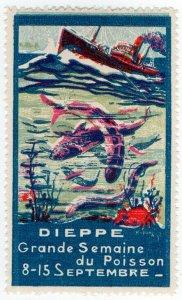 (I.B-CKK) France Cinderella : Fishing Week (Dieppe)
