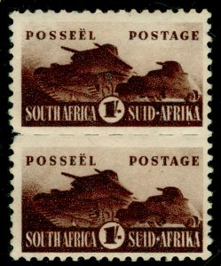 SOUTH AFRICA SG104, 1s brown, LH MINT. Cat £19.