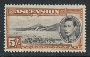 Ascension, Sc 48a (SG 46), MHR
