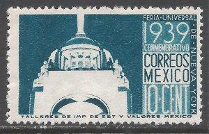 MEXICO 746 MOG Z387